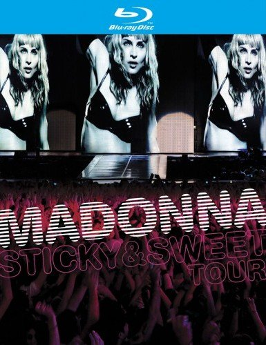 Madonna Sticky and Sweet Tour (Blu-ray)* на Blu-ray