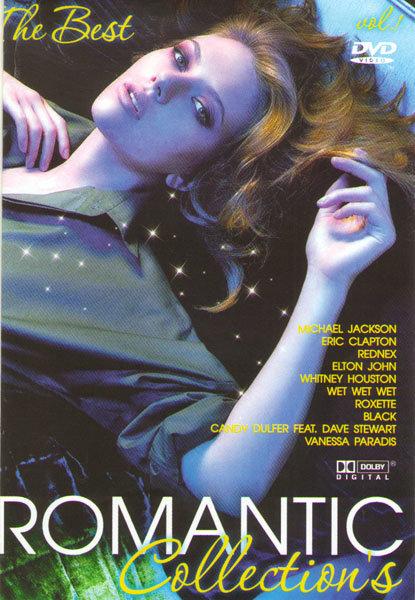 Romantic Collections The best 01 100 клипов на DVD