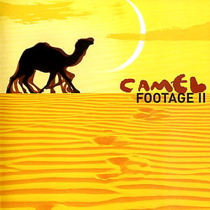 Camel Footage на DVD
