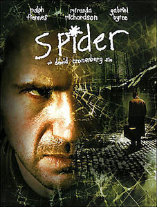 Паук  на DVD