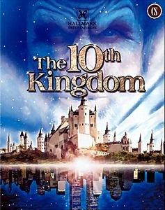 Десятое королевство (5 серий) на DVD