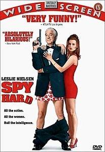 Неистребимый шпион на DVD