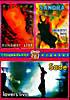 BELINDA CARLISLE - RUNAWAY LIVE / SANDRA - GREATEST HITS / SADE - LOVERS LIVE  на DVD