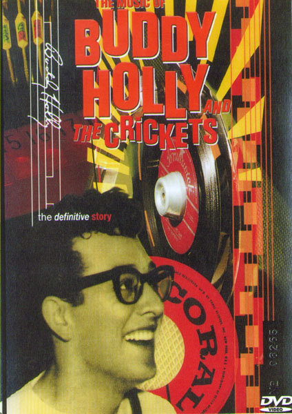 The Music of Buddy Holly and The Crickets The Definitive Story на DVD