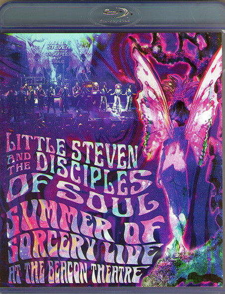Little Steven and The Disciples of Soul Summer Of Sorcery Live At The Beacon Theatre 2019 (Blu-ray)* на Blu-ray