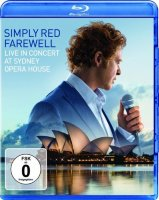 Simply Red Farewell Live In Concert At The Sydney Opera House (Blu-ray)*