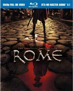 Рим 1 Сезон (2 Blu-ray)