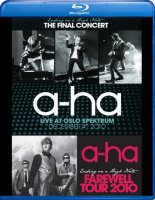 A ha Ending on a high note The final concert (Blu-ray)