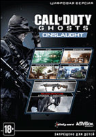 Call of Duty Ghosts Onslaught (DVD-BOX)