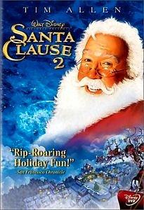 Санта Клаус 2 на DVD