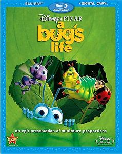 Приключения Флика на DVD