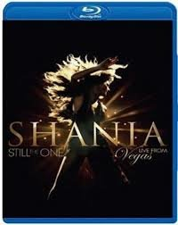 Shania Twain Still The One Live From Vegas (Blu-ray)