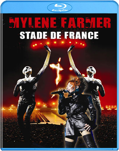 Mylene Farmer Stade de France (Blu-ray)* на Blu-ray