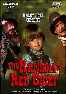Похищение Вождя Краснокожих  на DVD