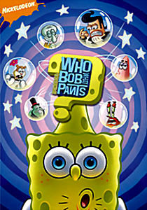 Губка Боб Квадратные штаны на DVD