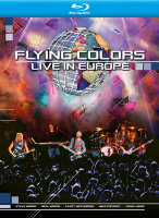 Flying Colors Live in Europe (Blu-ray)*