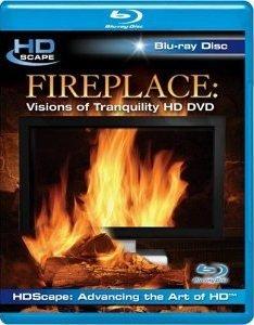 HD Окно Камины (Fireplace Visions of Tranquility) (Blu-ray) на Blu-ray