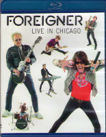 Foreigner Live in Chicago (Blu-ray)*