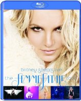 Britney Spears Live The Femme Fatale Tour (Blu-ray)*