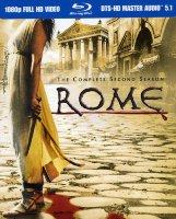 Рим 2 Сезон (2 Blu-ray)