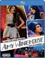 Amy Winehouse  I Told You I Was Trouble (Blu-ray)*