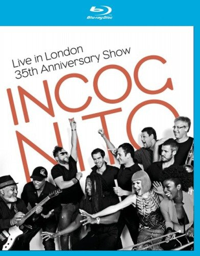 Incognito Live In London 35th Anniversary Show (Blu-ray)* на Blu-ray