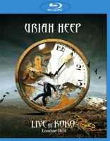 Uriah Heep Live at Koko (Blu-ray)*