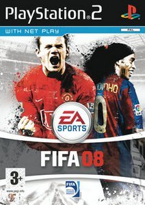 FIFA 08 (русская версия) (PS2)