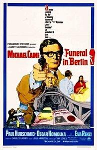 Похороны в Берлине  на DVD