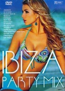 Ibiza Party Mix 2014 на DVD