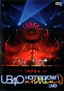 The UB40 - Homegrown Live на DVD