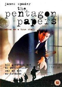 Секреты Пентагона (Бумаги Пентагона) (Лицензия)  на DVD