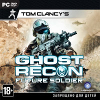 Tom Clancy's Ghost Recon Future Soldier (PC DVD)