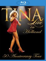 Tina Turner 50 Anniversary Tour Live in Holland (Blu-ray)*