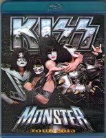 Kiss The Kiss Monster World Tour (Blu-ray)