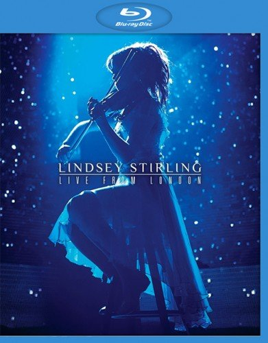Lindsey Stirling Live from London (Blu-ray)* на Blu-ray