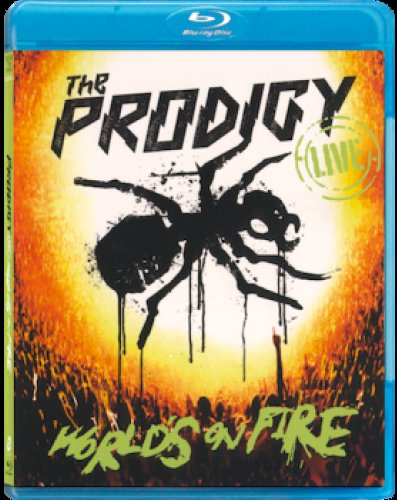 The Prodigy Live Worlds on fire / Invaders alive (Blu-ray)* на Blu-ray