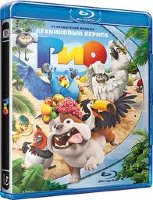 Рио (Blu-Ray+ DVD)