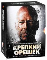 Крепкий орешек 1,2,3,4 (4 Blu-ray)