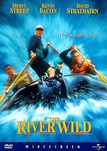 Дикая река на DVD