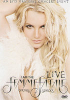 Britney Spears Live The Femme Fatale Tour