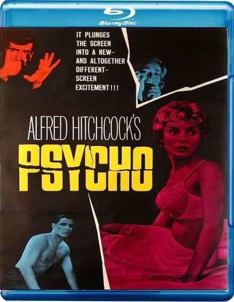 Психо (Blu-ray) на Blu-ray