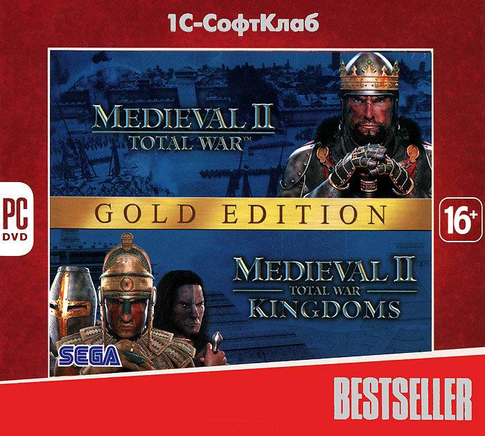 Bestseller Medieval 2 Total War Gold Edition (PC DVD)