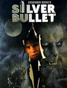 Серебрянная пуля  на DVD