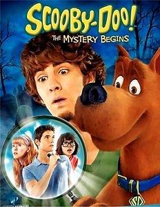 Скуби Ду 3 Тайна начинается на DVD