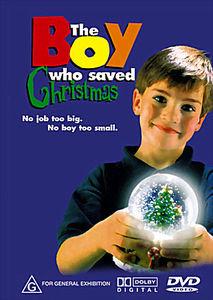 Мальчик, который спас Рождество  на DVD