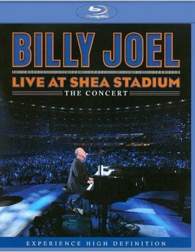 Billy Joel Live at shea stadium (Blu-ray)* на Blu-ray