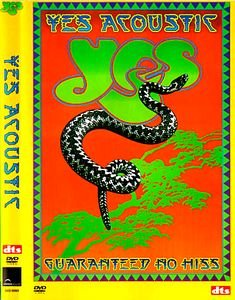 Yes - Acoustic на DVD