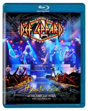 Def Leppard Viva Hysteria (Blu-ray)* на Blu-ray