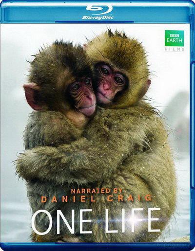 BBC Одна жизнь (Blu-ray) на Blu-ray